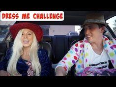 Dress ME Challenge | Vlogmas 8