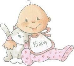 48 ideas baby shower varon para imprimir for 2019 Baby Shower Winter, Baby Boy Shower, Baby Painting, Baby Mine, Kids Scrapbook, Scrapbooking, 3rd Baby, Marianne Design, Baby Cartoon
