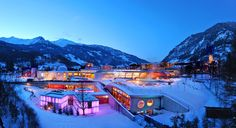 Thermal spa in Gastein in Austria | Prices & More