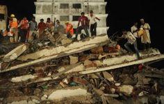 Inde: 27 morts dans l'effondrement d'un bâtiment près de Bombay