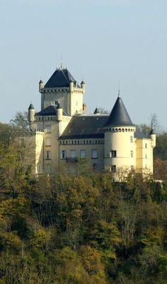 Château de Saint Julien ~ Isère, France