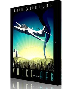 Share Squadron Posters for a 10% off coupon! Vance AFB T-37 Tweet #http://www.pinterest.com/squadronposters/