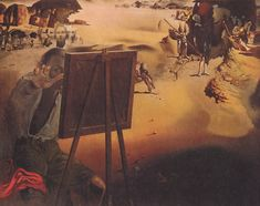 Impression of Africa - Salvador Dali  #dali #paintings #art