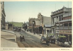 Mosman Street, Charters Towers, North Queensland, 1904 / John Oxley Library, State Library of Queensland, Neg: 258450 http://hdl.handle.net/10462/deriv/34196   thefashionarchives.org