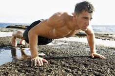 Outdoor Training-Beach Workout - 10 Best Outdoor Workouts to Burn Fat and Build Muscle - Men's Fitness