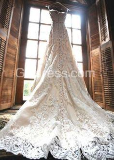Deja que la foto refleje la grandesa de tu vestido.