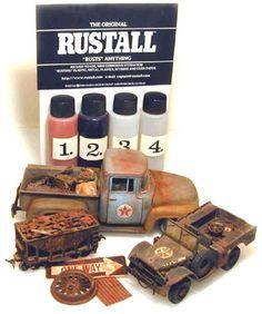 Scalehobbyist.com: Rustall Set by Rustall