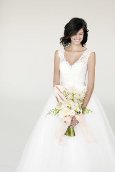 All About Lace: Lace Wedding Dresses for Any Bride, Any Time - Wedding Party