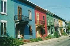 Montreal's colorful Latin Quarter - Montreal