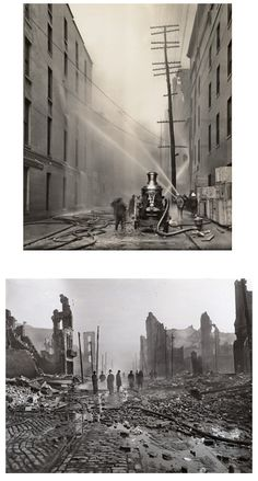The Great Baltimore Fire, 1904