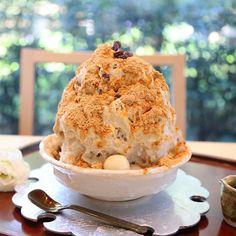 いいね!161件、コメント7件 ― かき氷マニア・すもも蜜さん(@kakigori_mania)のInstagramアカウント: 「本日の朝ごはんー!! 東大本郷キャンパス内にある、 【廚菓子くろぎ】 「黒蜜きなこかき氷」  朝9:00からかき氷が食べられるのはこちら♡ だいすきすぎて、超リピート☺︎ #かき氷マニア #かき氷…」