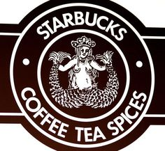 Most of us love a coffee from Starbucks but here are some interesting facts that you probably did not know about the biggest name in the coffee business! Starbucks Logo, Starbucks Siren, Starbucks Coffee, Big Coffee, Cheap Coffee, Coffee Business, Famous Logos, Old Logo, Spiced Coffee