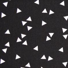 Cotton Triangles - Black • Shop • Remnant Kings