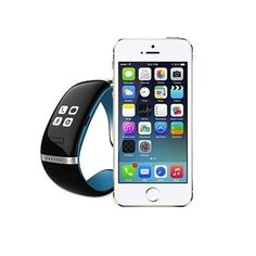Smart Communicator Unisex Bluetooth Watch for Apple & Samsung Smart Phones #VistaShops
