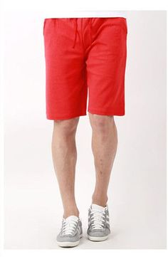Sports Leisure Men's Shorts Summer Male Casual Loose Elastic Waist 4 Color