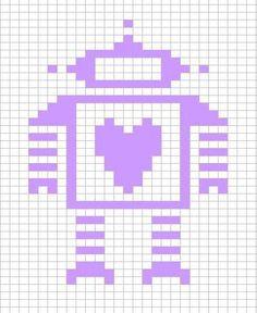 chart for crochet or knitting or. Knitting Machine Patterns, Knitting Charts, Knitting Stitches, Knitting Designs, Knitting Projects, Bobble Crochet, Bobble Stitch, Crochet Chart, Crochet Patterns
