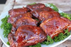 Competition Chicken on Pinterest | Bbq Chicken Thighs, Chicken Thighs ...