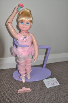 Vintage Tyco My Pretty Ballerina Doll - 1989 | Flickr - Photo Sharing!