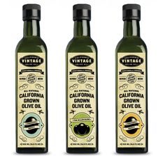 california vintage olive oil | ben della rosa