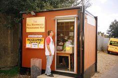 The Bill Mainwood Programme Hut