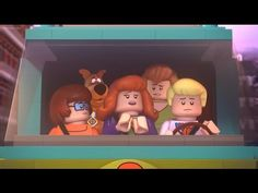 Lego Scooby Doo  Knight Time Terror