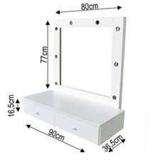 Easy Home Decors Easy Home Decors Diy Vanity Mirror, Vanity Room, Etagere Kallax Ikea, Makeup Rooms, Teen Girl Bedrooms, Closet Designs, Easy Home Decor, Beauty Room, Diy Furniture