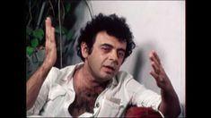 Entrevista para o programa Fantástico com o cineasta brasileiro Glauber Rocha feita em 1980.