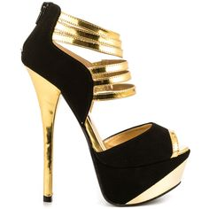 Corie - Black Nubuck Qupid $54.99