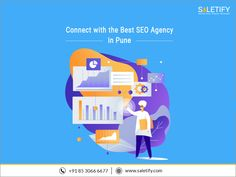 Saletify, the best SEO agency in Pune helps to grow your website visibility on the top of search engine result page. With years of experience we serve you high grade SEO services and uplift your business reputation on the market. Seo Services Company, Best Seo Services, Best Seo Company, Seo Marketing, Digital Marketing Strategy, Online Marketing, Website Search Engine, Seo Packages, Seo Optimization