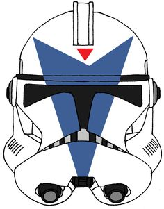 Clone Trooper Dogma's Helmet