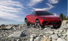 Lamborghini Urus SUV Concept Leaked.
