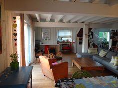 Maison à échanger à Brest #HomeExchange #surf
