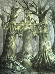 Gateway by themindofmadness on DeviantArt
