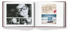 A lovely book by @momandcamera that she made with Lightroom 4