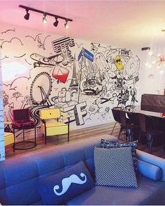 Nova ideia para preencher aquele espaço vazio da casa! Sala by Taciele Alcolea