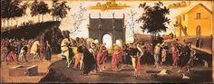 Maestro de la Historia de Griselda, Historia de Griselda, el matrimonio, 492. National Gallery de Londres