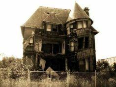 Detroit abandoned