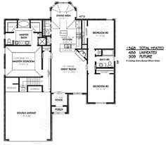 1000 Images About Floor Plans On Pinterest House Plans And More