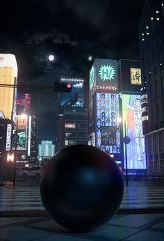 """フル3DCGアニメーション映画「GANTZ(仮)」ティザービジュアル (c)奥浩哉/集英社 - 「GANTZ」の""""濃度300%""""新作フル3DCGアニメが2016年公開 の画像ギャラリー 2枚目(全8枚) - 映画ナタリー"""