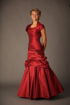 Dear Young Women (or women in general), this is what I consider to be a Modest dress. Sincerely, Me