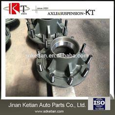 semi trailer axle hubs Manufacturers