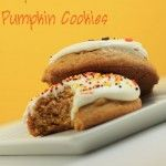 Pumpkin Cookies Recipe   My Baking Addiction
