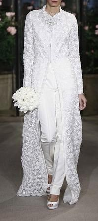 Pantalones de boda II   ...Cabeza de novia