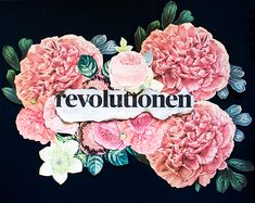 Bränt collage av Jessica Andersdotter. Till Monthly Makers april 2015, tema tändstickor.