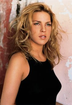 Diana Krall as Supergirl would be good