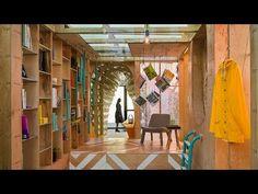 New York design studio Bureau V and MINI LIVING's Urban Cabin program team up on a concept cabin. Tulum, Flavio Castro, Valencia, Melbourne, New York Studio, Global Village, Micro House, Brooklyn New York, Higher Design