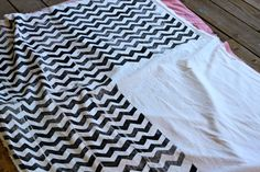 DIY fabric prints. DUH. why haven't i been doing this all my life?!??