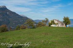 Iniziamo a respirare le prime note d'autunno a Castione di Brentonico-Trentino. Paesaggi dai colori caldi,il profumo delle castagne e del mosto è nell'aria.