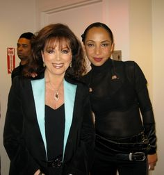 With Sade on The View