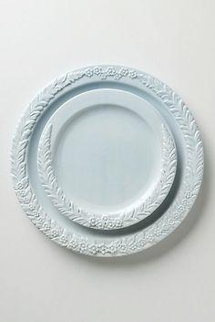 Mountain Laurel Dinnerware by Anthropologie